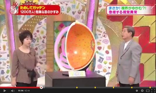ためしてガッテン 11月19日 目の加齢黄斑変性 動画.jpg