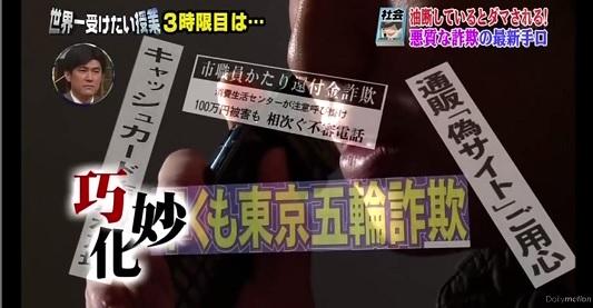 世界一受けたい授業 6月21日 北村弁護士が詐欺の対処法を解説 動画.jpg